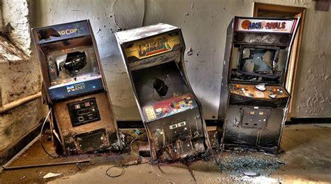 Abandoned Arcades The Long Goodbye The Arcade Blogger