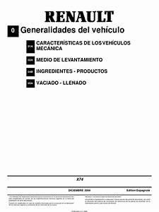 111936528 Manual De Taller Renault Laguna Ii