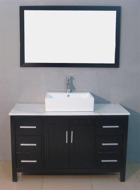 bathroom vanities calgary 48 vanity bb48 saunas and bathsbeauty saunas