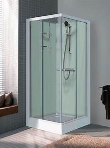 installer une porte de douche receveur de douche With porte d entrée pvc avec solde meuble salle de bain aubade