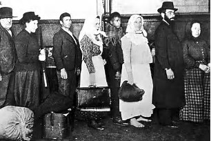 Image result for images ellis island immigrants