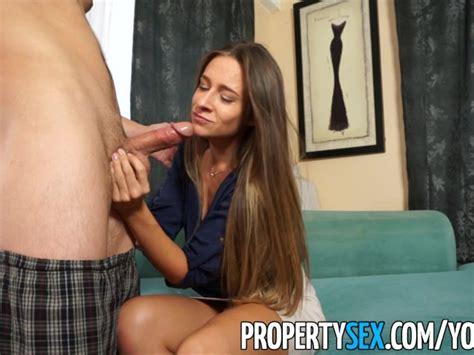 Propertysex Hot Real Estate Agent Fucks Her Client
