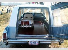 Hearse? Ambulance? 1964 Buick Wagon