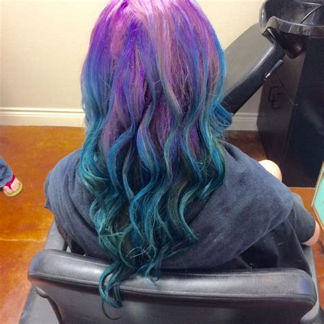 Teal Hair 191 Free Hair Color Pictures