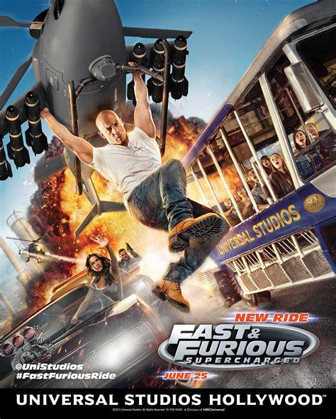 Fast Furious Ride Video Shows Vin Diesel Manhandling A