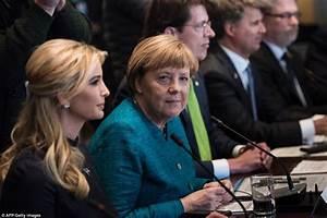 Ivanka Trump lands in Germany after Merkel invite   Daily ...