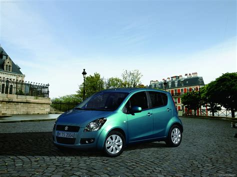 Small Suzuki Car by Suzuki Splash A New Small Car With European Design