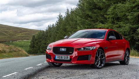 jaguar xe review  model year test car magazine