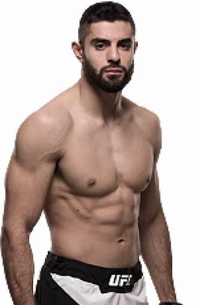Ufc Jason Gonzalez Fighter Athlete