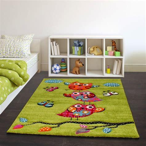 peinture verte chambre tapis de sol pour chambre d 39 enfants tapis déco pas cher