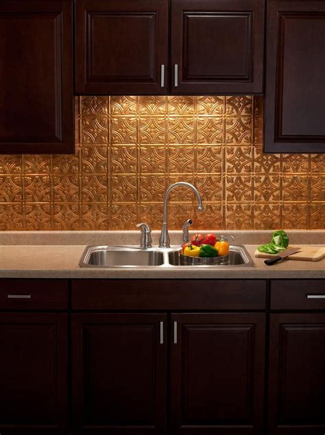 backsplash in kitchen use fasade to cover an tile backsplash sold at most