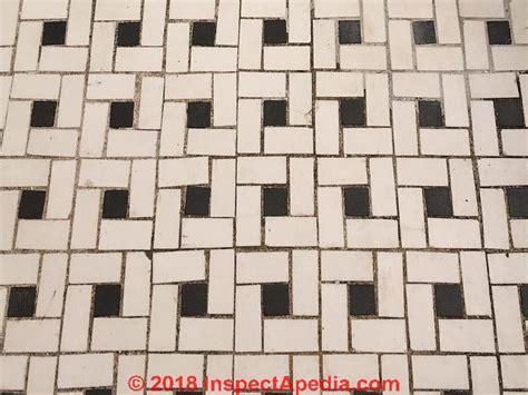 ceramic tiles grouts  mastics  asbestos