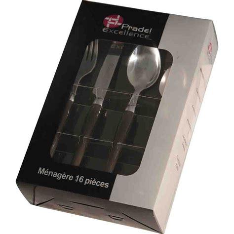 menagere cuisine ducatillon ménagère 16 pièces noir cuisine