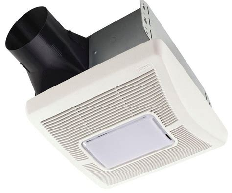 Exhaust Fans For Bathrooms by Broan A70l Ceiling Exhaust Bath Fan With Light 70cfm