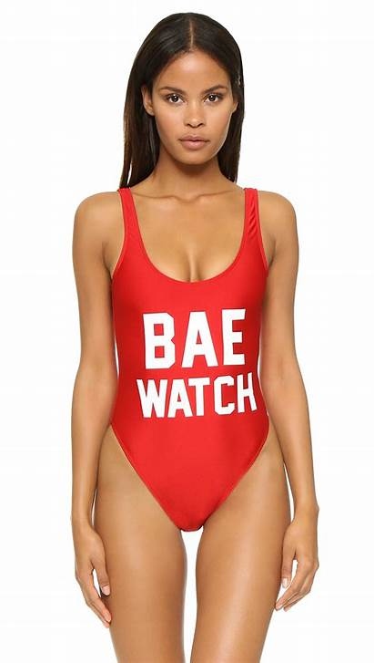 Bathing Suit Piece Bae Party Private Swimsuit