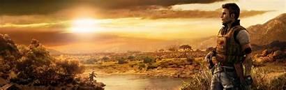 Dual Screen Panorama Far Games Cry Wallpapers