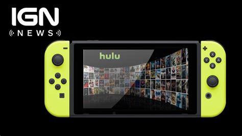 Hulu App Coming To Nintendo Switch