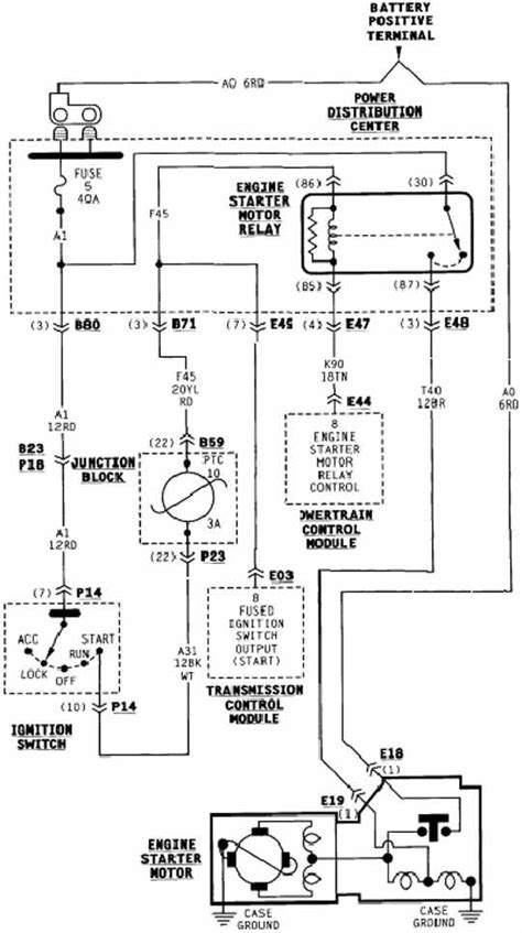 2003 Grand Caravan Horn Wiring by 2002 Dodge Caravan Wiring Diagram Somurich