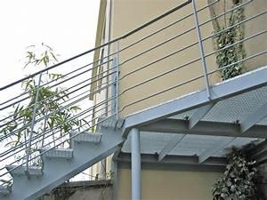 Escalier Métallique Industriel : escalier ext rieur droit marches caillebotis ehi escalier h lico dal industriel ~ Melissatoandfro.com Idées de Décoration
