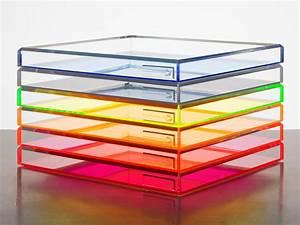 Alexandra Von Furstenberg - Acrylic Tray At AHA