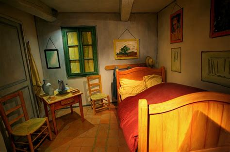 chambre gogh panoramio photo of la chambre de gogh arles