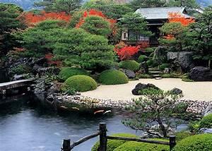 Jardin japonais 30 idees pour creer un jardin zen japonais for Idee jardin japonais