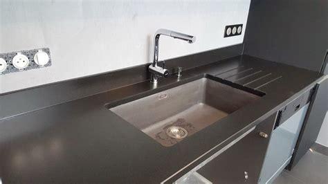 cuisine plan de travail granit noir plan de travail en granit noir 04 16 granit
