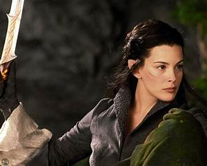 movies liv tyler the lord of the rings arwen undomiel ...
