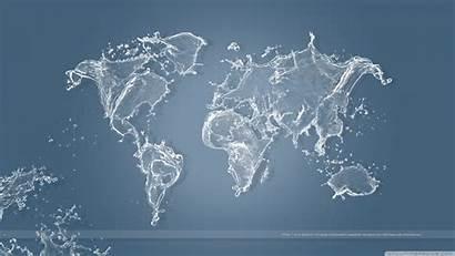 Water Map Wallpapers 4k Desktop Widescreen Background