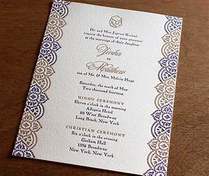spring 2015 pantone color report sandstone letterpress With hindu religious wedding invitations