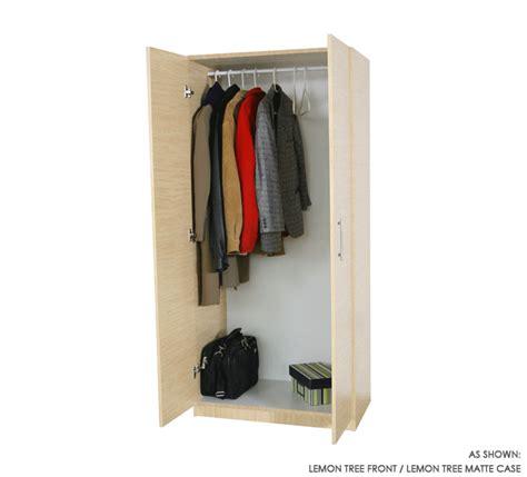 2 Door Wardrobe Closet by Wardrobe Closet W 2 Doors Item 1135