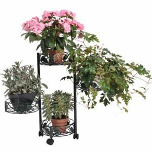 Porte Plante Interieur Design : support pour plantes d int rieur l 39 atelier des fleurs ~ Teatrodelosmanantiales.com Idées de Décoration