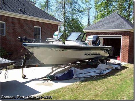 Boat Trailers For Sale In Huntsville Al by 23 000 2001 Warrior V193 Huntsville Al