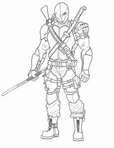 deathstroke new armour by polaris279 on deviantart With deathstroke armor template