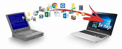 Pc Replacement Swap Migrate Everything Data Transfer