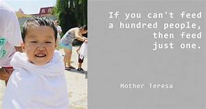 Mother Teresa Quotes On Orphans. QuotesGram