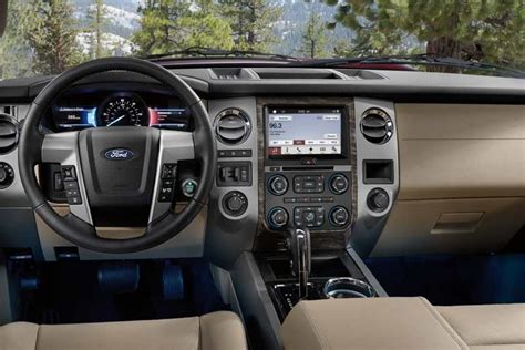 ford expedition interior 2017 ford 174 expedition suv photos colors 360