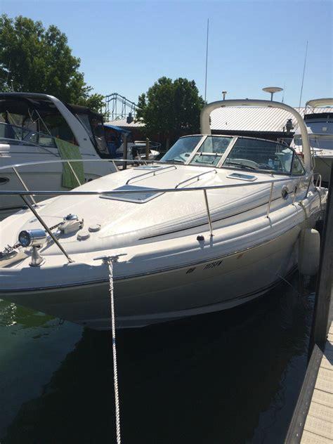 Fiberglass Boat Repair Port Clinton Ohio by Sea 300da Sundancer Boat For Sale From Usa