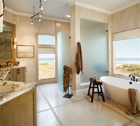 20 Modern Bathrooms With Luxury Ocean Views