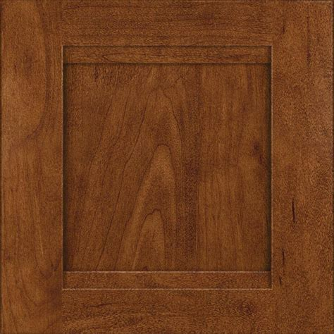 kraftmaid kitchen cabinet doors kraftmaid 15x15 in cabinet door sle in sonora maple in 6713