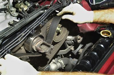 easy ways  replace timing belt  home car  japan