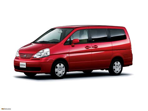 Nissan Serena Hd Picture by 2000 Nissan Serena C24 Pictures Information And Specs
