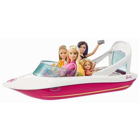 Barbie Dolphin Magic Ocean Boat by Barbie Dolphin Magic Ocean View Boat At Hobby Warehouse