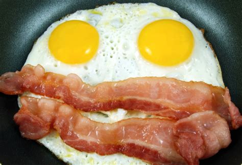 eggs and bacon love on lard why eating bacon is healthy jules fuel