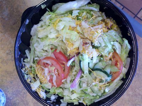 Subway Sweet Onion Chicken Teriyaki Salad