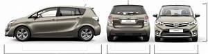 Toyota Verso Dimensions : verso mpvs family cars toyota uk ~ Medecine-chirurgie-esthetiques.com Avis de Voitures