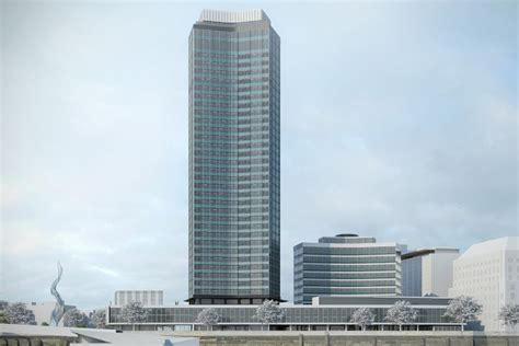 plans  convert iconic millbank tower  luxury