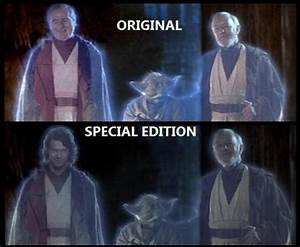 How did 1983's Star wars episode 6 have 2005's Episode 3 ...