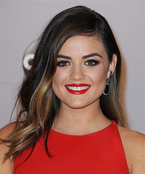 20 Lucy Hale Hairstyles, Hair Cuts and Colors