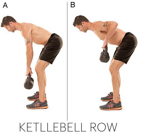 kettlebell workout change body exercises shape abs row exercise workouts josh bent equinox program master ab kettle stolz kettlebells muscle